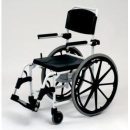 Self Propelled Shower Commode Chair Combined Commode-Shower Chairs