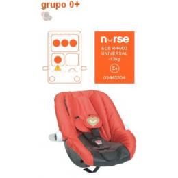 Deluxe Auto Babytragetasche Kinder AutoSitz Group 0+