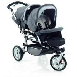 "Double Stroller Type 2 Double ""Duo"" Stroller"