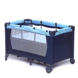 Colours Travel Cot Travel Cot
