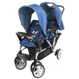 "Double Stroller Type 1 Double ""Duo"" Stroller"