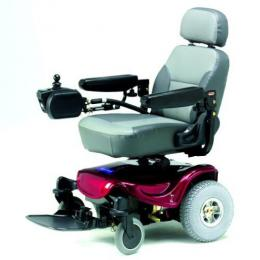 Rear Wheel Power Chair Elektrischer Rollstuhlmodelle