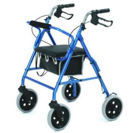 Lightweight Rollator 4 Wheeled Walkers / Rollators
