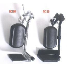 Rollstuhlbeinlift Rollstuhlbeinstützen
